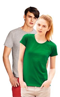 fitted t-shirts bedrukken