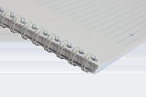 notitieblokken met spiraalbinding